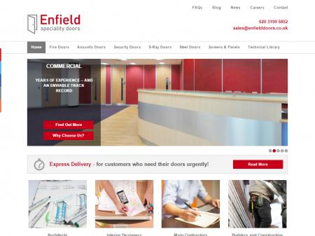 Enfield Doors