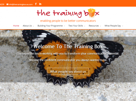 The Training Box
